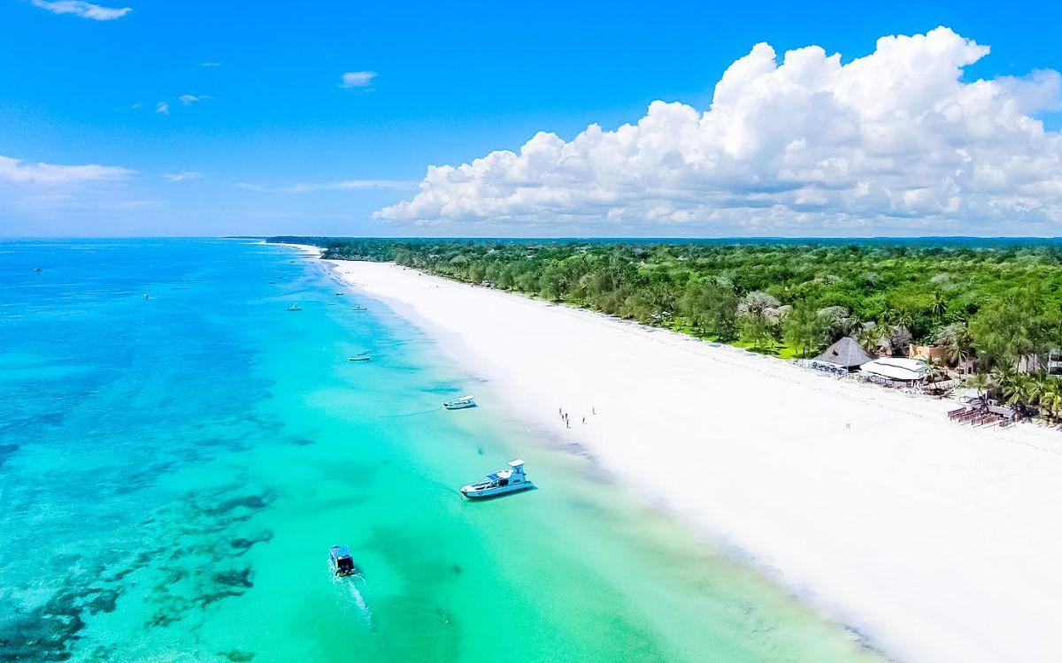 playas de diani, kenia