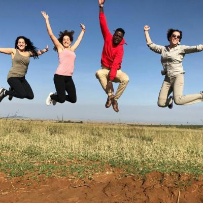 reserva nacional del masai mara, kenia