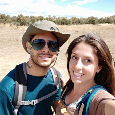 españoles de safari en kenia